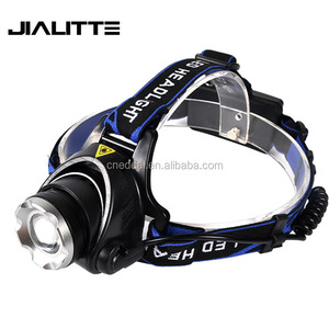 Jialite H002 Amazon Hot Head Torch for Camping Caving 1000 Lumen T6 18650 Rechargeable Led Headlamp