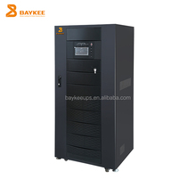 High quality online 3 phases 100 kva industrial UPS