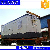 Prefabricated Steel Structure Houses Living Container House