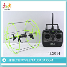 2017 new arrival top quality 2.4G four-axis climbling UFO drone mini quadcopter for sale