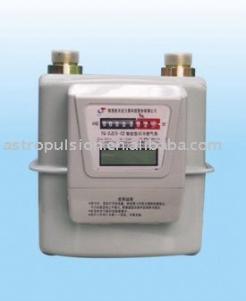 domestic prepaid gas meter