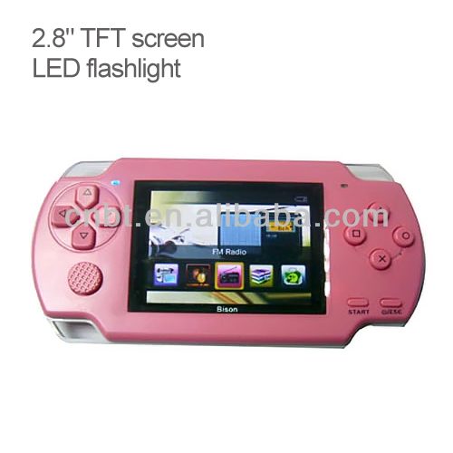 LED flashlight digital mp4 mp5 player game download