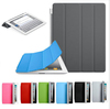 Sleeping Function Book Stand Magnetic Leather Back Case Smart Cover For iPad pro