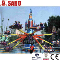 Best price of self control airplane with high quality/amusement self control airplane rides suitable theme park