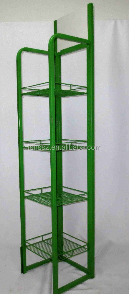 retail store department grocery shelves display stand HS-ZS06
