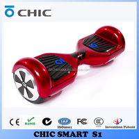 electric motorcycle / smart balance board scooter two wheel
