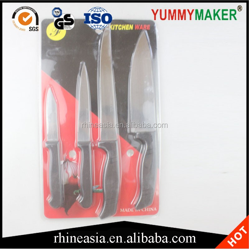 Harmony Series Cutlery Knife 4PCS/Se Factory Price