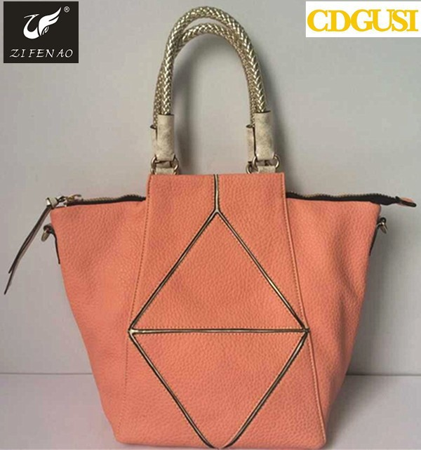 vintage 2015 new leather women handbag ormi ethnic bags,coco peat grow bags