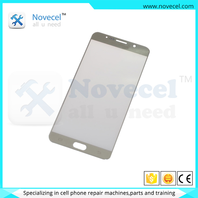 2017 Novecel Front Glass Outer Lens for Samsung Galaxy S7 edge note 7 G935F Replacement Parts with good price