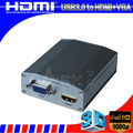 computer accessories USB 3.0 to HDMI converter New version