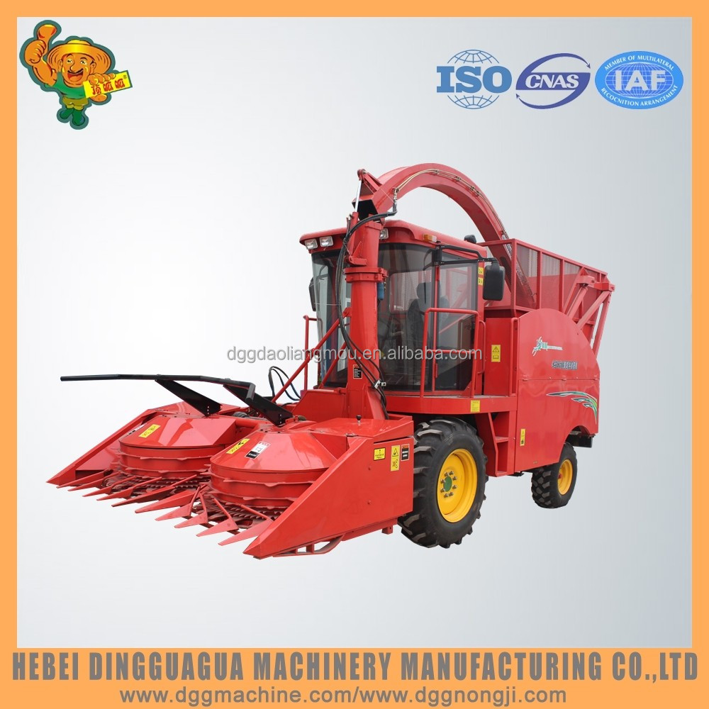 Innovative products 2016 farm machine corn silage harvester grass chopper machine for animals feed