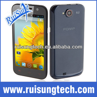 POMP W89 MTK6589 Android phone Quad Core Android 4.2 OS 4.7 480*854 Inch Screen Wifi 3G
