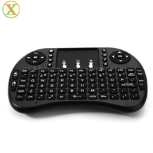 Mini qwerty keyboard with control keys smart fly Air mouse rii I8