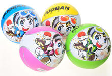 promotional mini size 3 rubber basketball