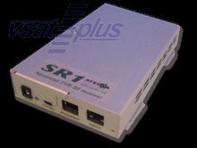 Ayecka SR1 - Advanced DVB-S2 Receiver with GigE interface
