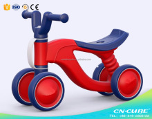 New model big wheel walking bike baby scooter