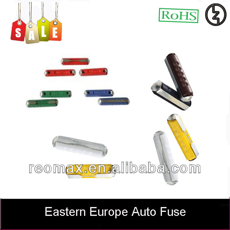 Be used in old automobiles auto fuse