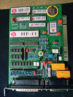 WEDM-MS HF-PCI Control system card