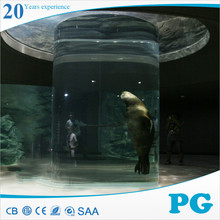 PG Made In Shanghai Custom Fish Tank Acrylic Aquarium Haiyang