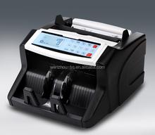 High Quality Indian Rupee Mix Value Money Counter With Counting Sorting and Detecting Loose Note Counter