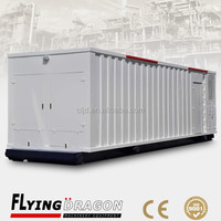 Containerized power generator 1mw powered by Cummins KTA38-G9 engine