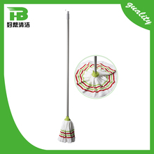 Durable 360 Microfiber Spin Mop Wholesale, Coating Iron Fiber Material Mop