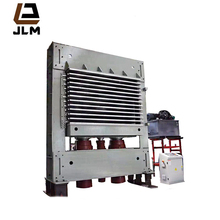 shandong jinlun famous style mesin hot press for doors