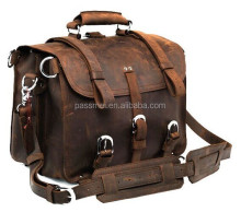 custom man bag, genuine leather bag for man