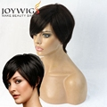 New Arrival Indian Remy Short Cut Human Hair Short Wig