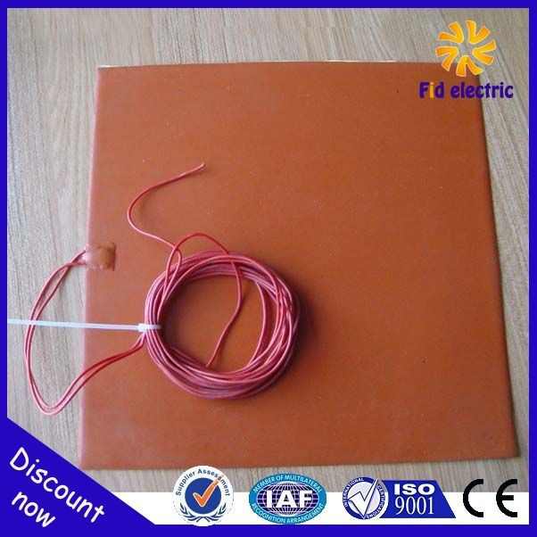 car engine heater 12 volt silicon rubber heating element