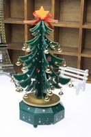 2015 best Christmas gift christmas tree music box