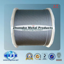 stainless steel welded wire mesh, stainless wire rope 304 and 316