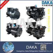 Compressor Refrigeration, Conventional Piston Semi-hermetic Reciprocating Compressors