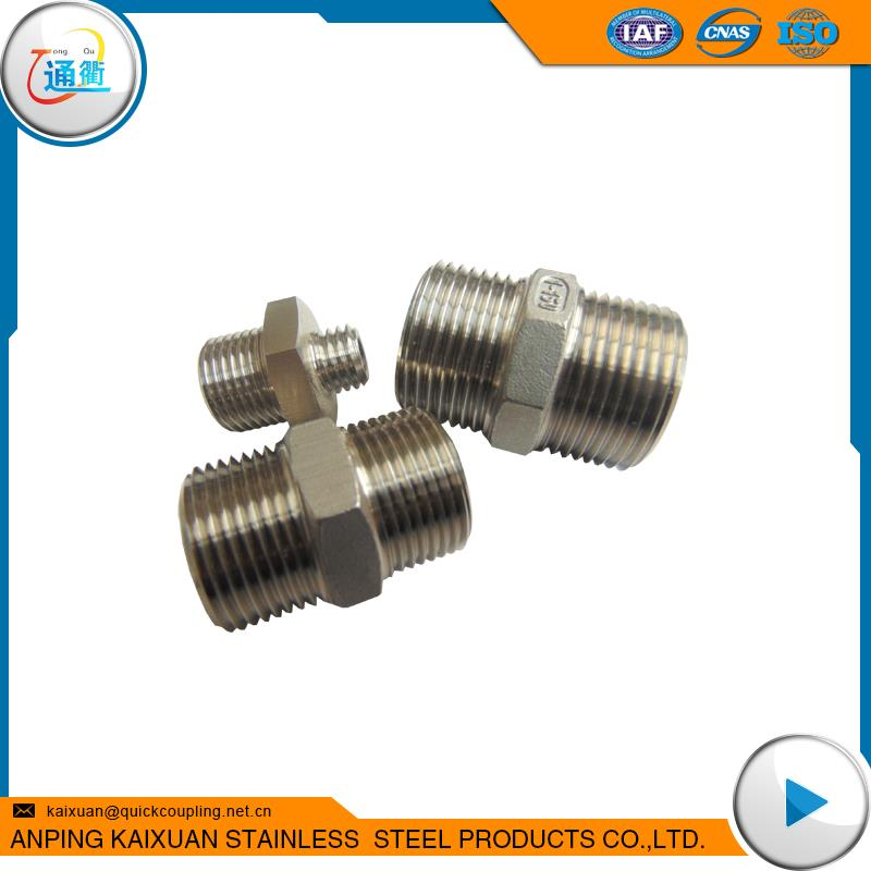 stainless steel pipe hydraulic elevator oil stainless steel pipe fittings food grade