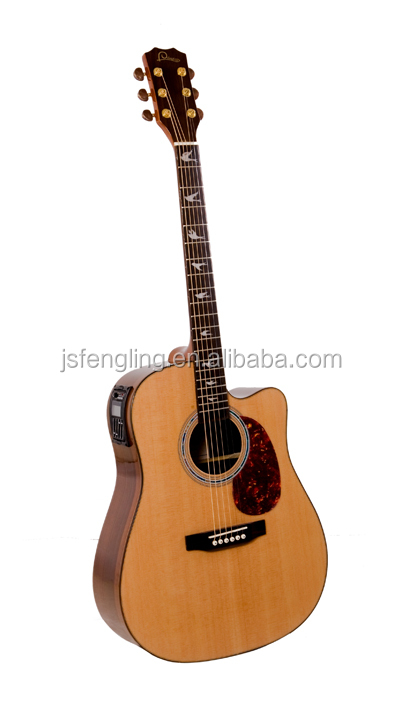 best quality global musical instruments guitar in electric acoustic