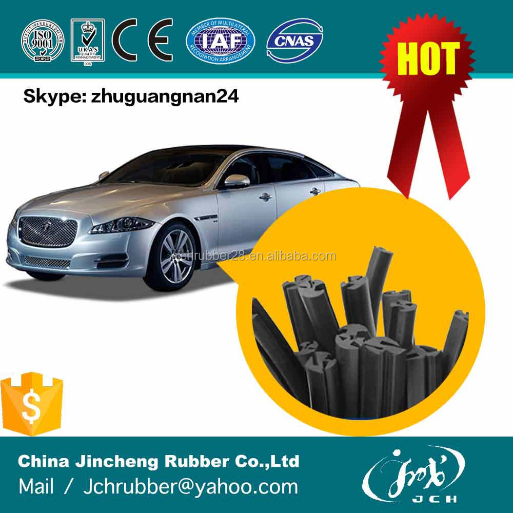 window and door use aotumotive car rubber seal strip
