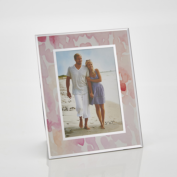 2x2 boy and girl wedding anniversary photo frame