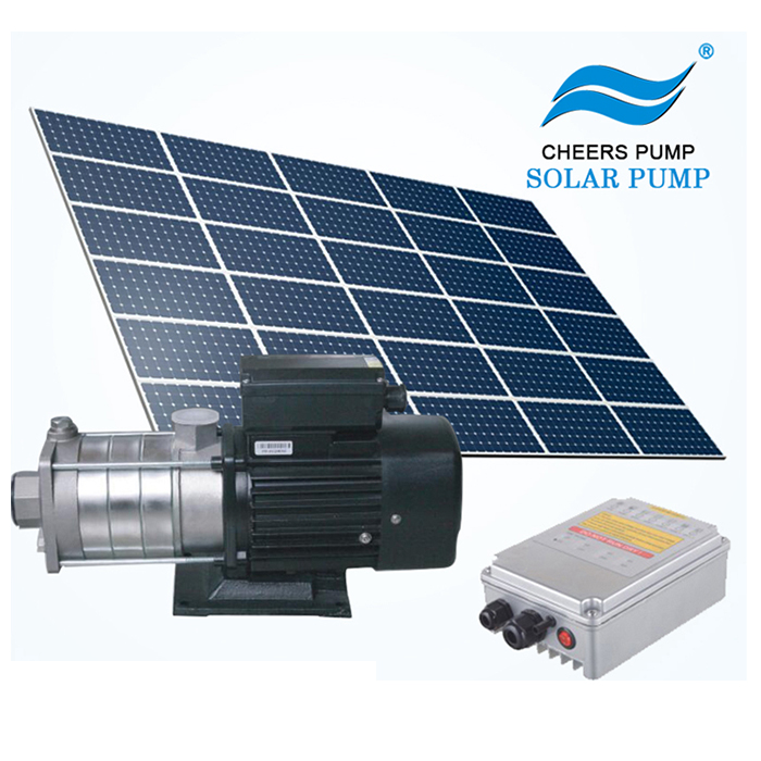 Stainless steel 304 pump body solar power water pump system irrigation ,solar surface pump,solar water pump