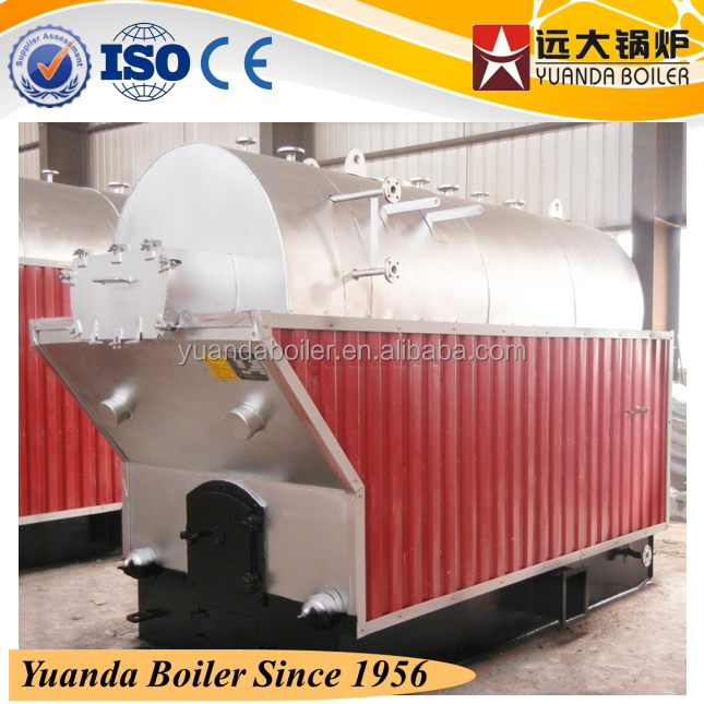 Steam Boilers Fired Various Size of Wood Fuels, such as Wood Debris Scraps Cuttings Residues Shredded