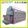 2tph 4tph 6tph Coal Wood Chips Steam Boiler Exported to Pakistan