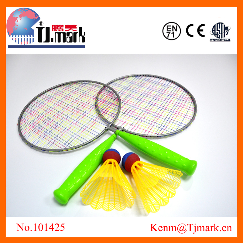 CUSTOM DESIGN GIANT BADMINTON RACKET WITH LOW PRICE