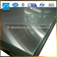 Mill Finish Aluminum Sheet And Plate Alloy 1050 1060 1100 2024 3003 5052 5754 6061 8011