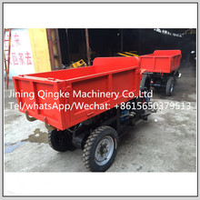1 ton Diesel Engine Cargo Three Wheel Tricycle with stronf power