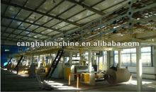 corrugated paperboard production line/ carton board making machine