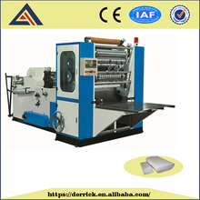 High quality machine grade hand towel v fold tissue paper machine