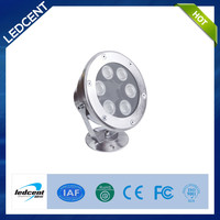 Factory Cheap Wholesale 36w waterproof led underwater lights for waterfalls