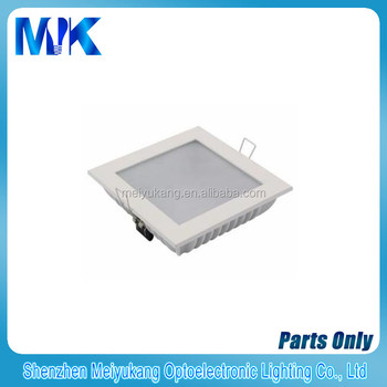 LED Lighting Panel UltraSlim Square Ceiling Down Light