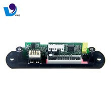 Factory Supply Digital Led Fm Radio Decoder Board