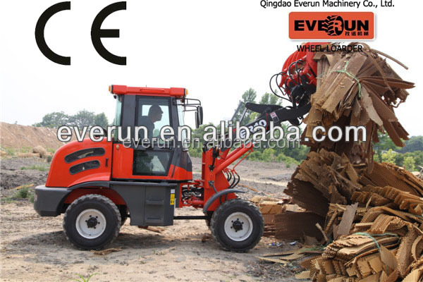 China new design popular Zl-20 Wheel Loader