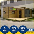 Ark Modified Container Long Lifespan Top Quality Good Price commercial field Containers